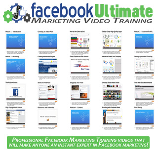 facebook ultimate marketing training