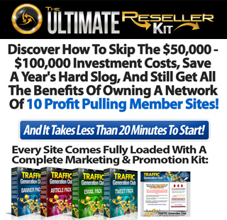 ultimate reseller kit