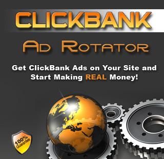 clickbank ad rotator