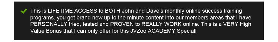 jvzoo academy bonus