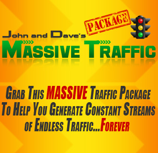 john and daves massive traffic