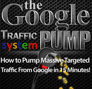 google traffic pump