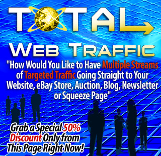total web traffic