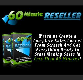 60 minute reseller