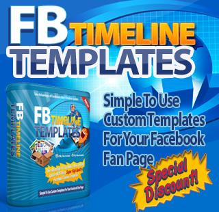 fb timeline templates
